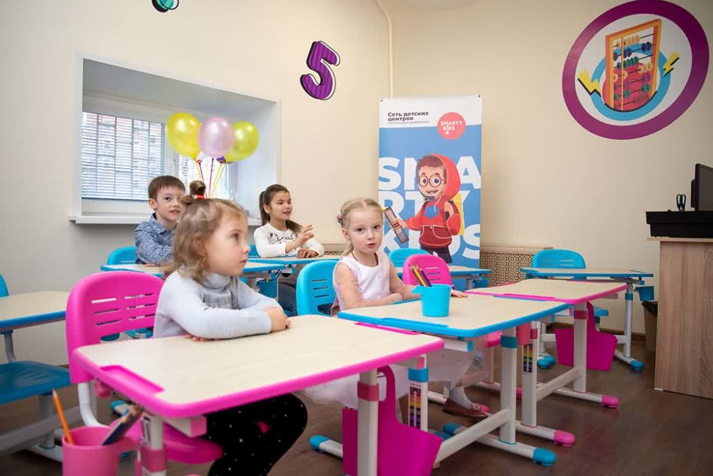 Фото детский центр по франшизе